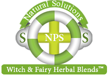 logo-NPS-Natural Solutions-Witch and Fairy Herbal Blends
